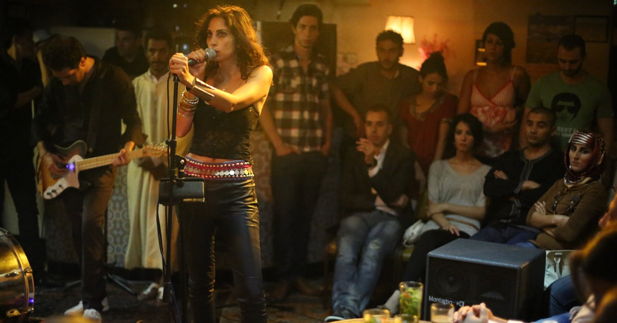 Yasmine Hamdan breaks the confines of traditional Arabic music