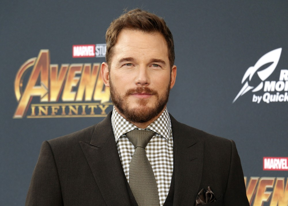 Guardians of the Galaxy' star Chris Pratt gives shout out to