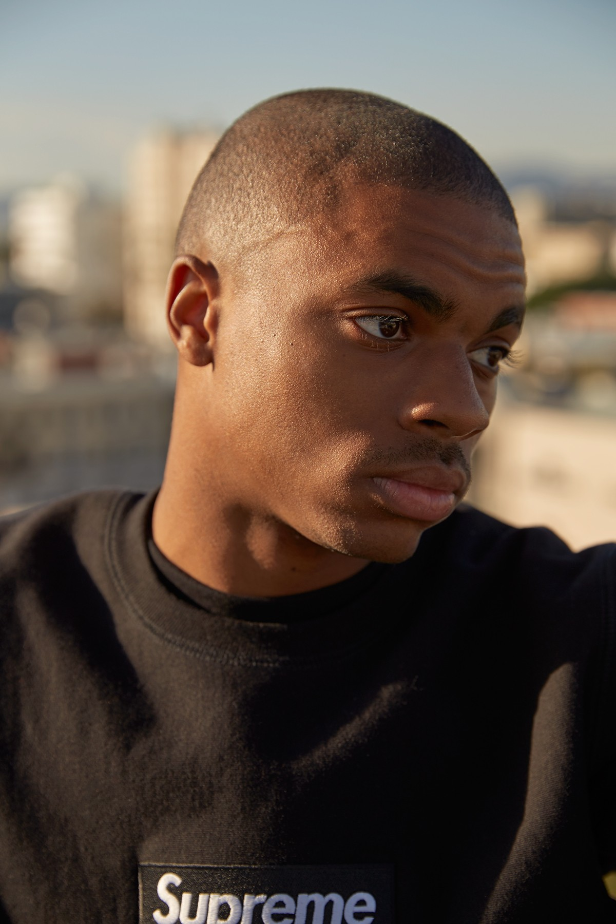 Rapper Vince Staples just wants to have fun at the Royal Oak