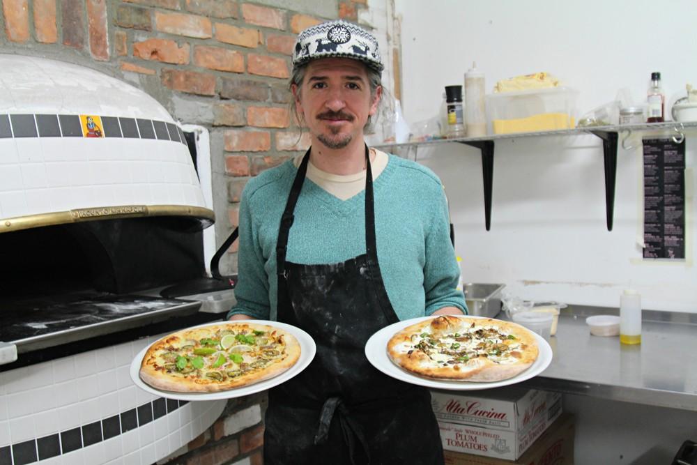 Detroit restauranteur will open Grandma Bob's Pizza this week in Corktown