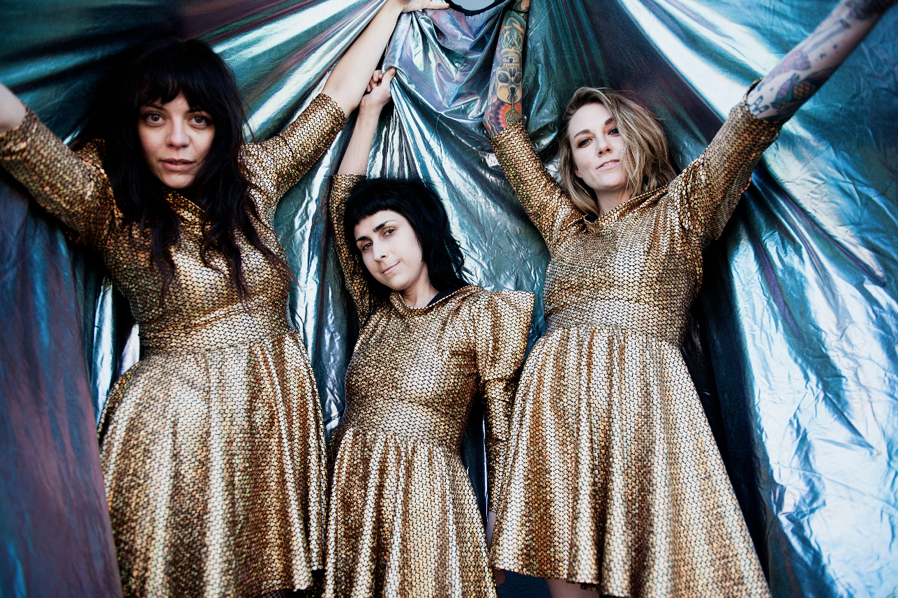 Image result for the coathangers band 2019