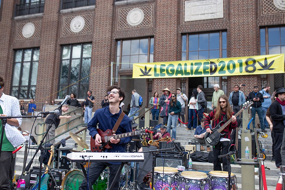 Happy holi-blaze — 4/20 is upon us and here's where you can