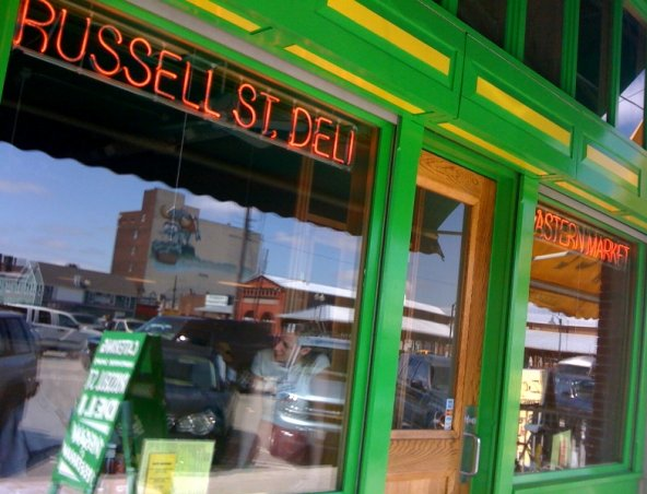Russell Street Deli. - COURTESY PHOTO