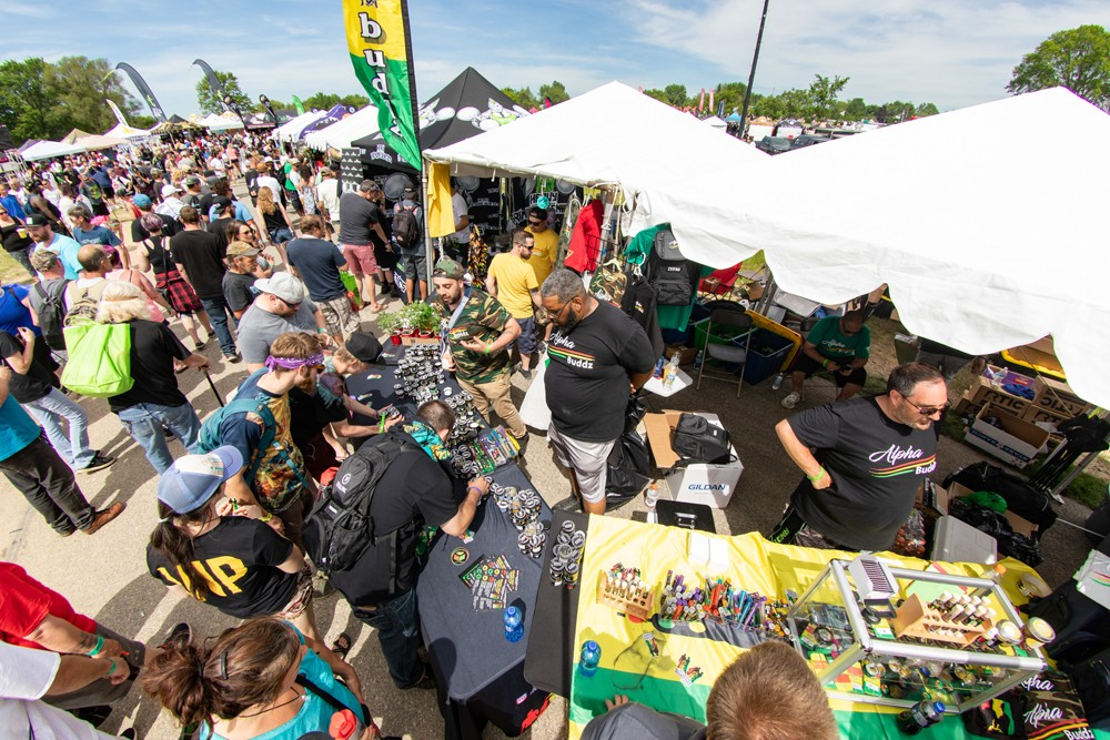 This year's Cannabis Cup was a whiff of things to come for