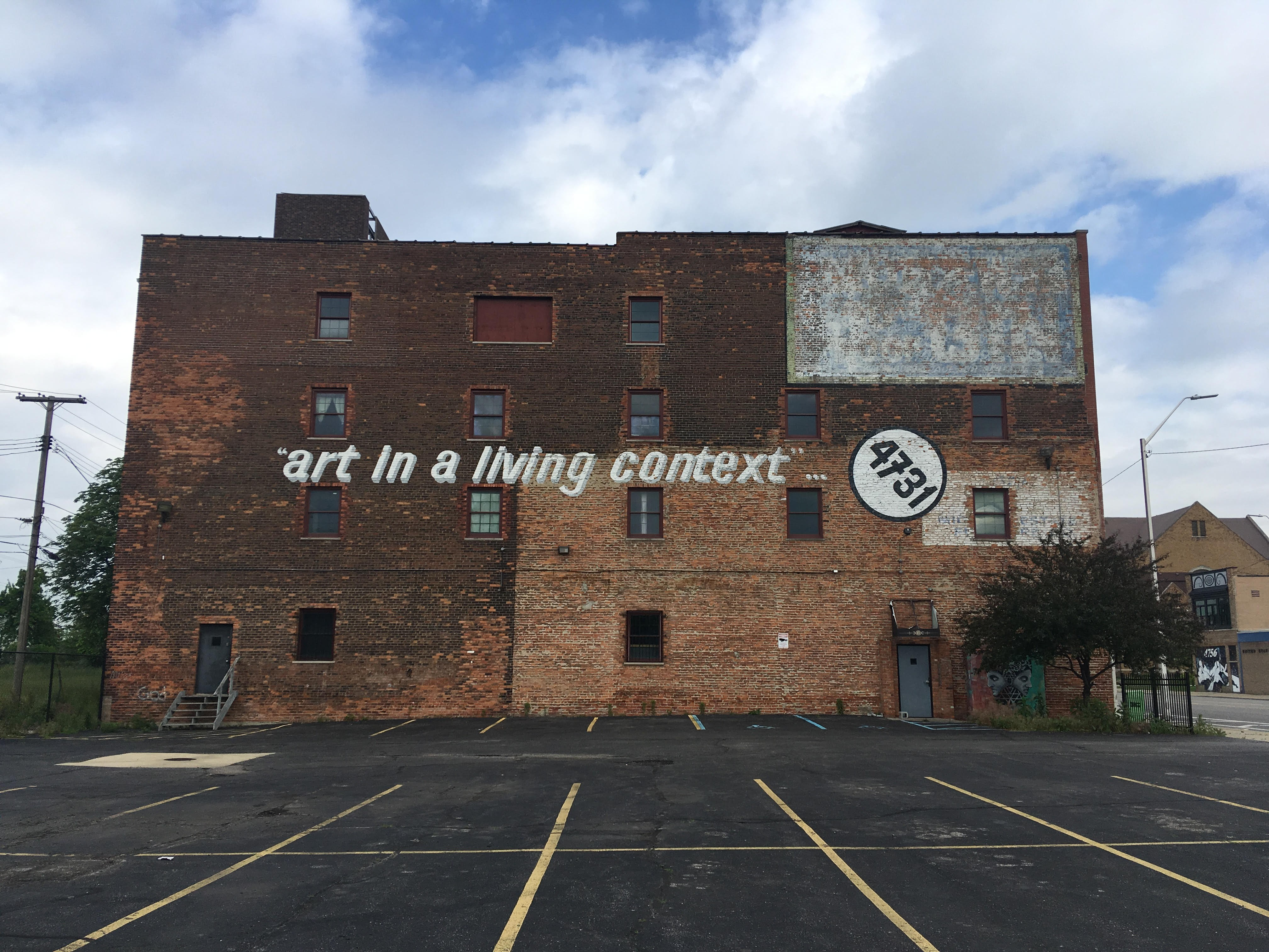 Oh, the irony! Nonprofit displaces artists in Detroit to fight gentrification
