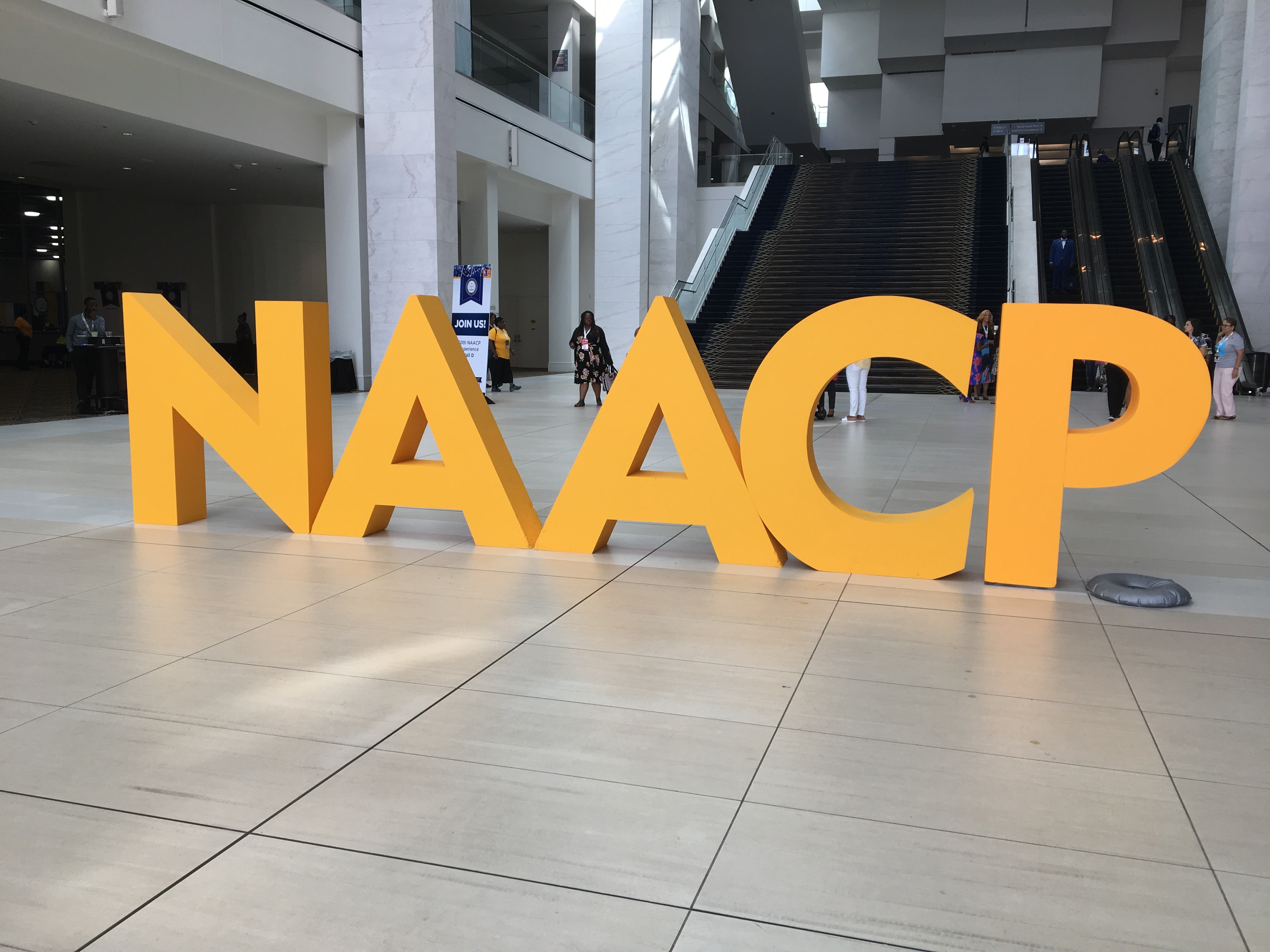 Image result for naacp convention detroit 2019