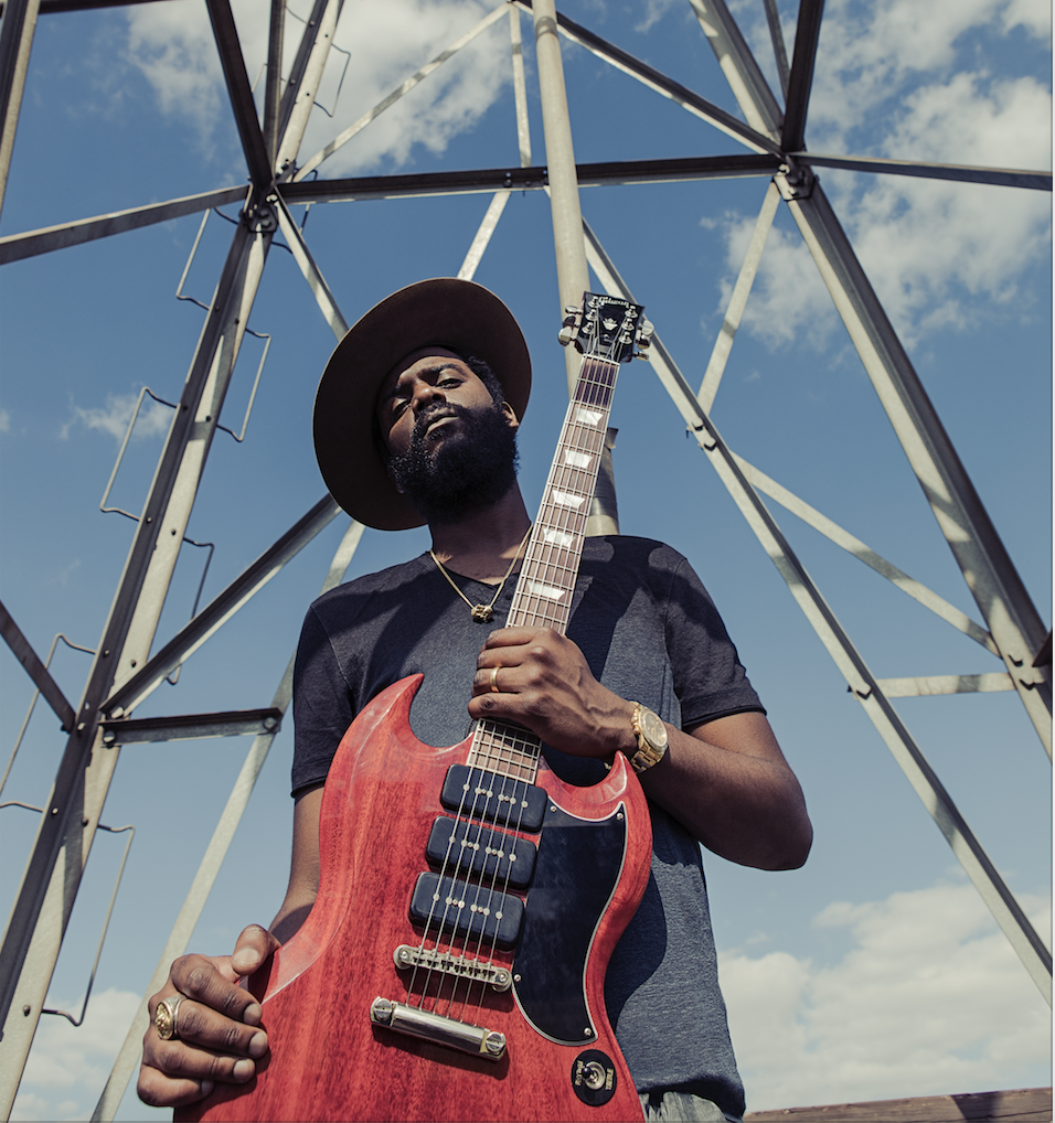 America's son, Gary Clark Jr , will bring his blues rock