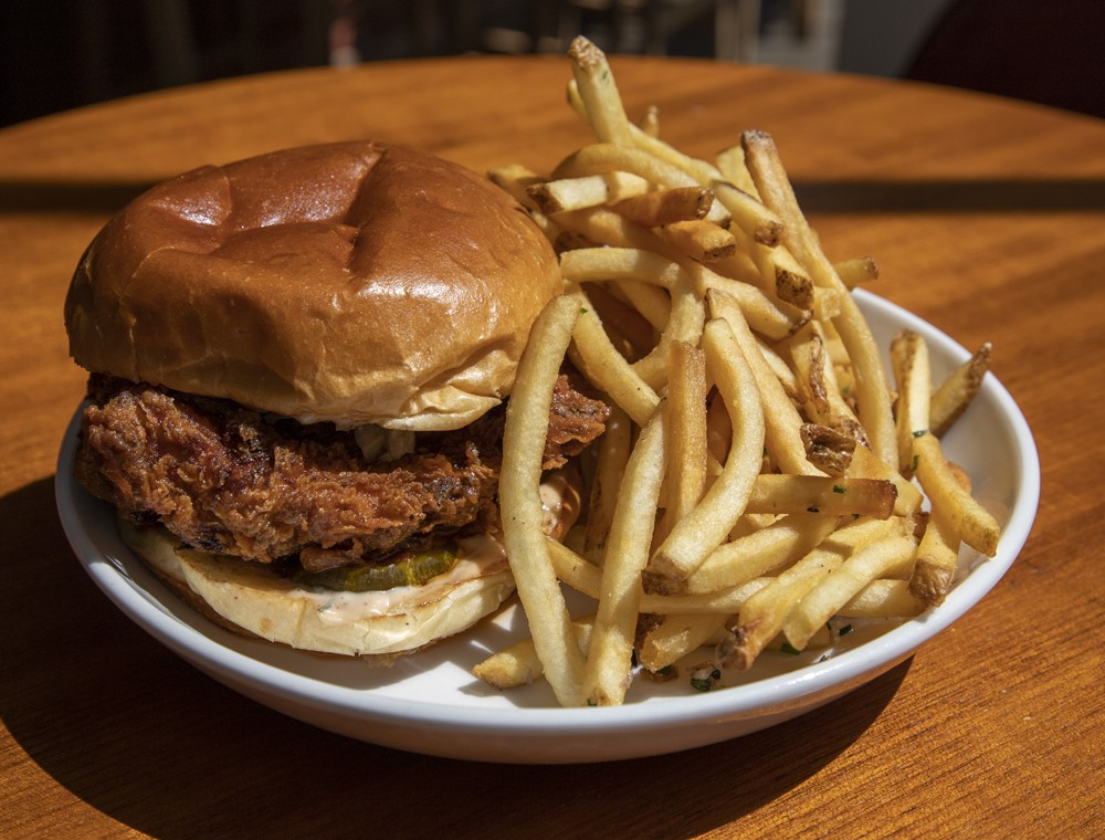 Fort Street Galley's Table serves up deep-fried American