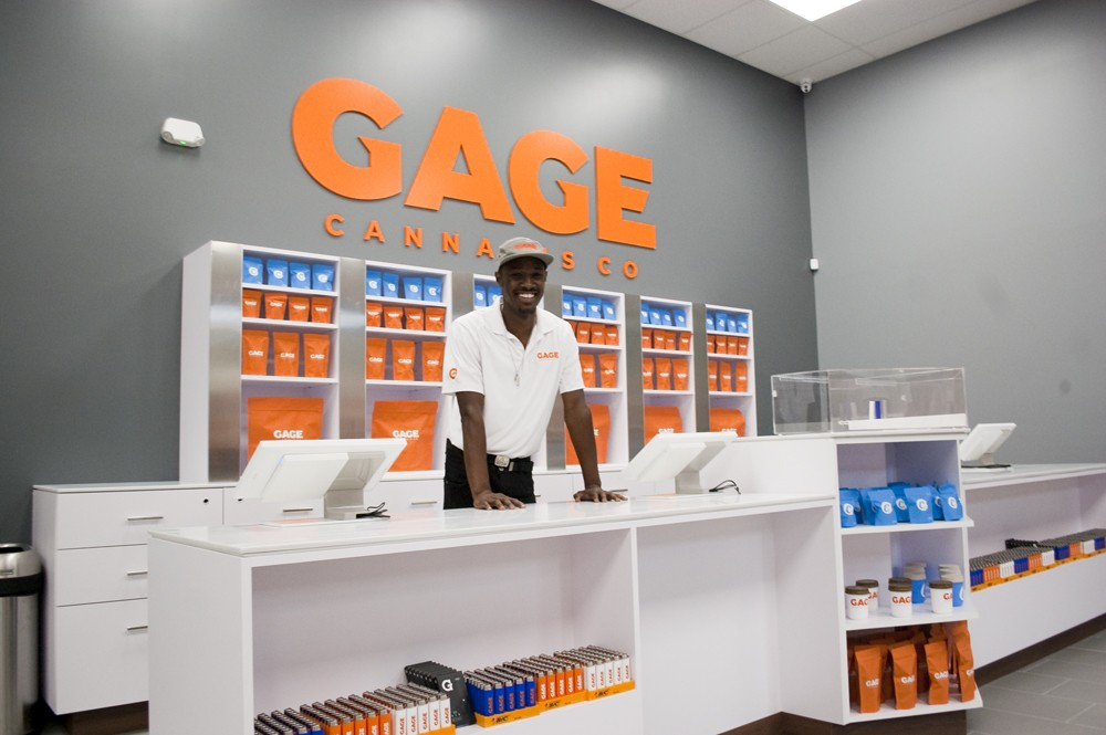 Gage Cannabis Co. is about to bring a high-end marijuana experience to Ferndale