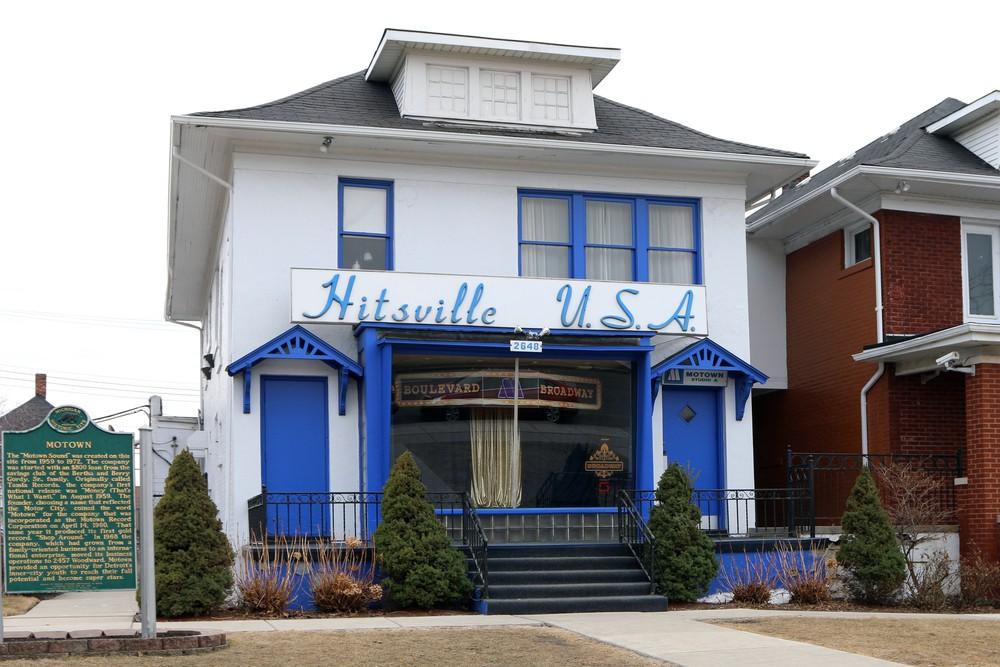 Motown founder Berry Gordy donates $4 million to Motown