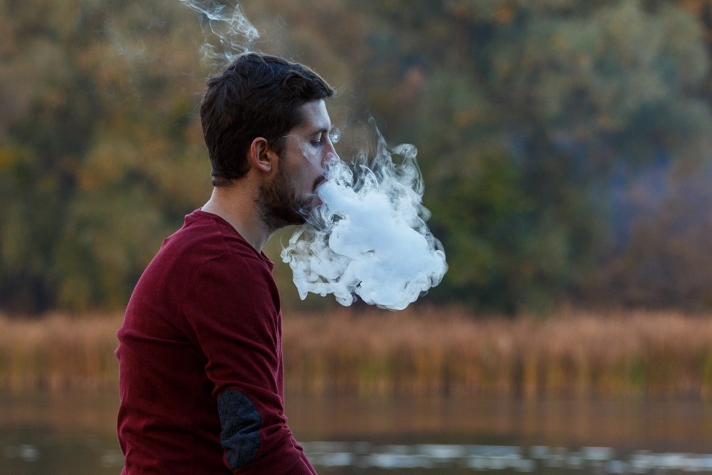 Vaping illnesses likely caused by vitamin E oil in cannabis e-cigs""