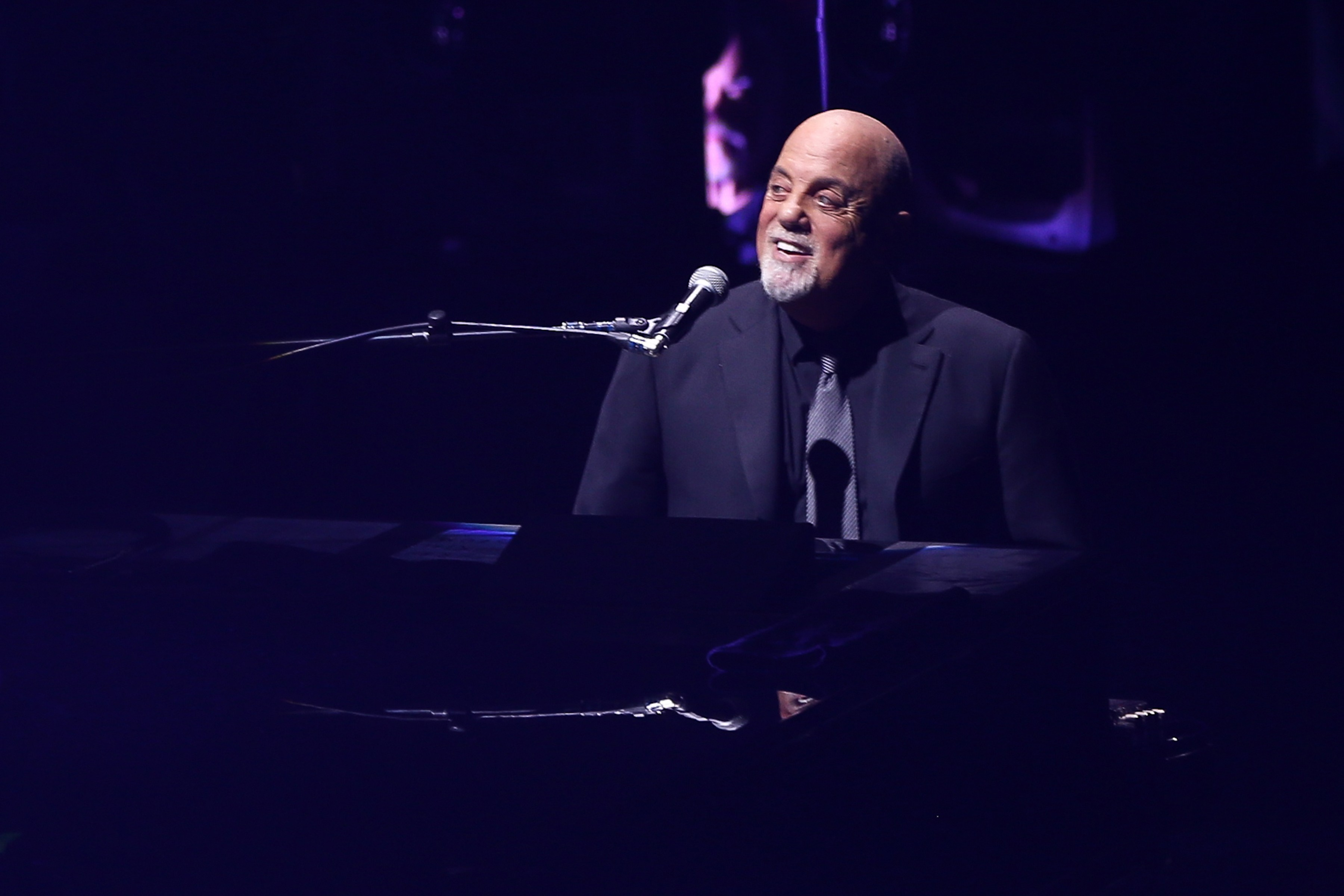 Uptown dude and piano man Billy Joel announces performance at Detroit's Comerica Park