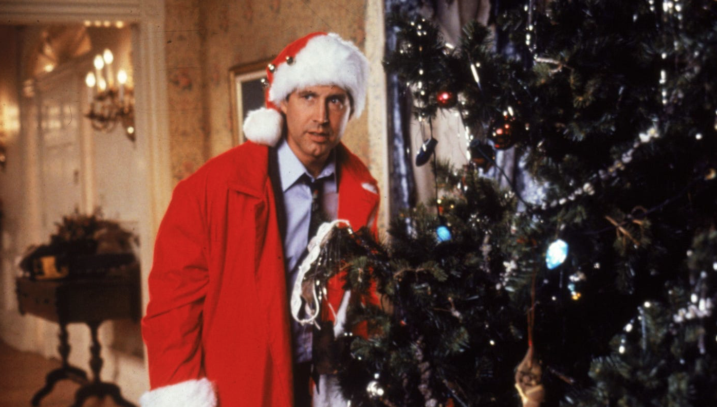 It S Nipply Er Nippy Out Which Means It S Time To Watch National Lampoon S Christmas Vacation At Detroit S Redford Theatre The Scene