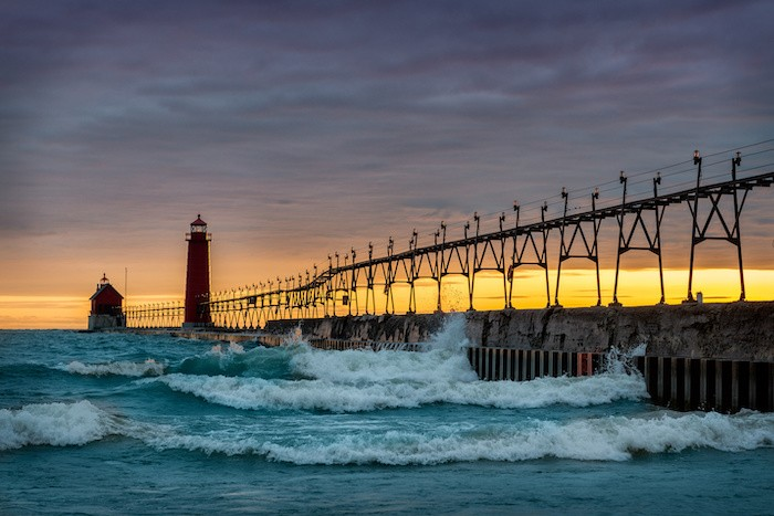 A new report says more intense storms and heavy flooding are putting Michigan residents and businesses at risk. - ADOBE STOCK