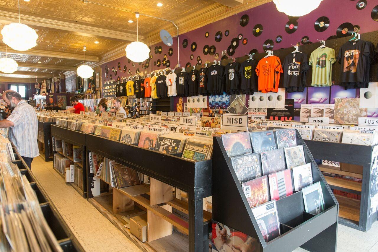 record store spotlight found sound local music detroit detroit metro times. Black Bedroom Furniture Sets. Home Design Ideas