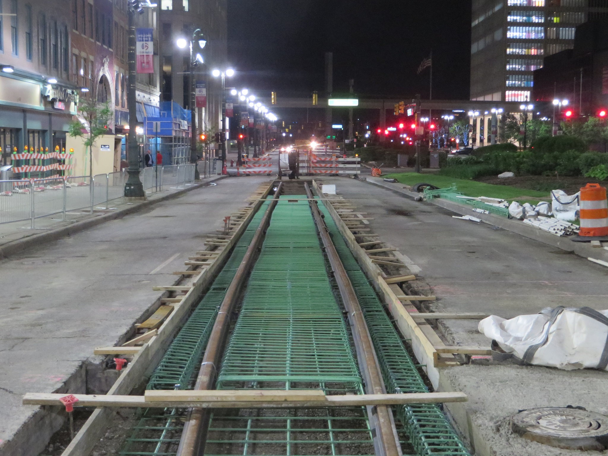 click to enlarge PHOTO BY FLICKR USER SEAN_MARSHALL & Letu0027s be honest Detroitu0027s M-1 Rail is shaping up to be a ... azcodes.com