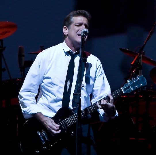 """""""Glenn Frey"""" by Steve Alexander - originally posted to Flickr as Glenn Frey. Licensed under CC BY-SA 2.0 via Commons."""