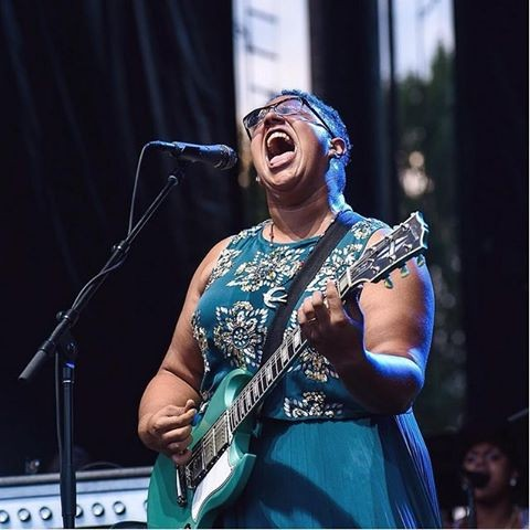 PHOTO BY INSTAGRAM USER @ALABAMA_SHAKES