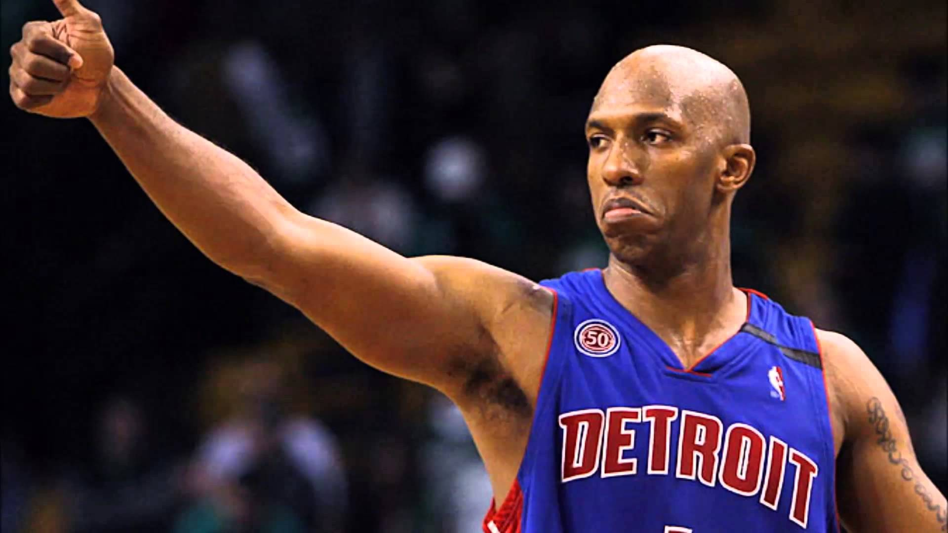 promo code c8202 9021c Chauncey Billups' jersey to be retired tonight | The Scene