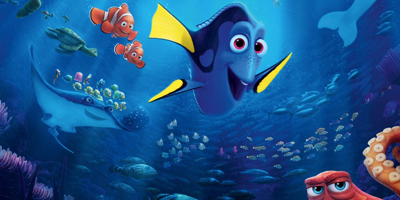 Fish, please: An honest review of 'Finding Dory' | The Scene