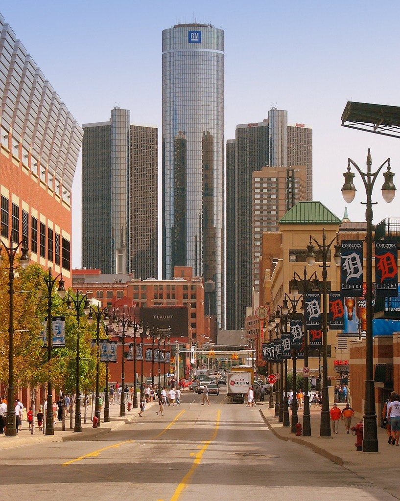 A Car Free Motor City Detroit To Try Open Streets Program