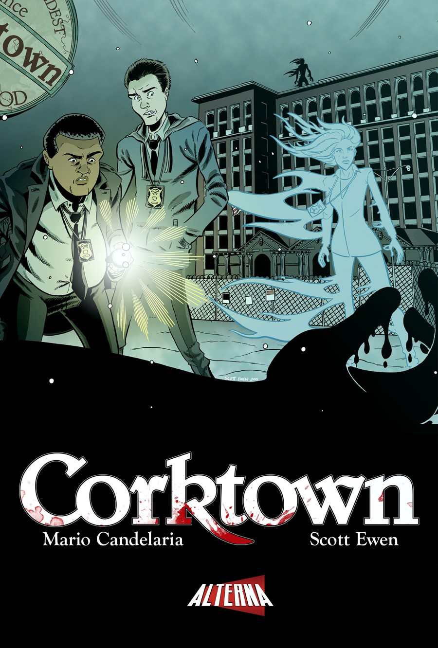 Detroit has a vampire problem in \'Corktown\' comic | The Scene