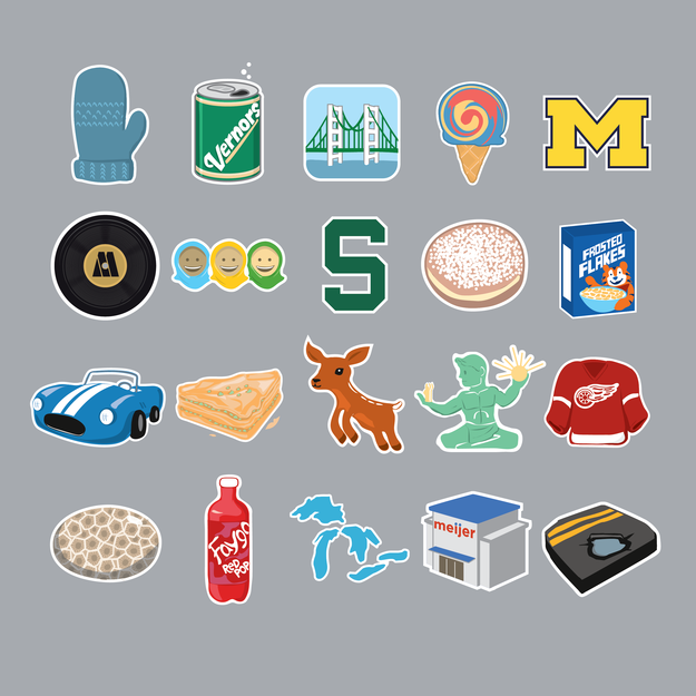 20 Emojis All Michiganders Wish Existed According To Buzzfeed The Scene