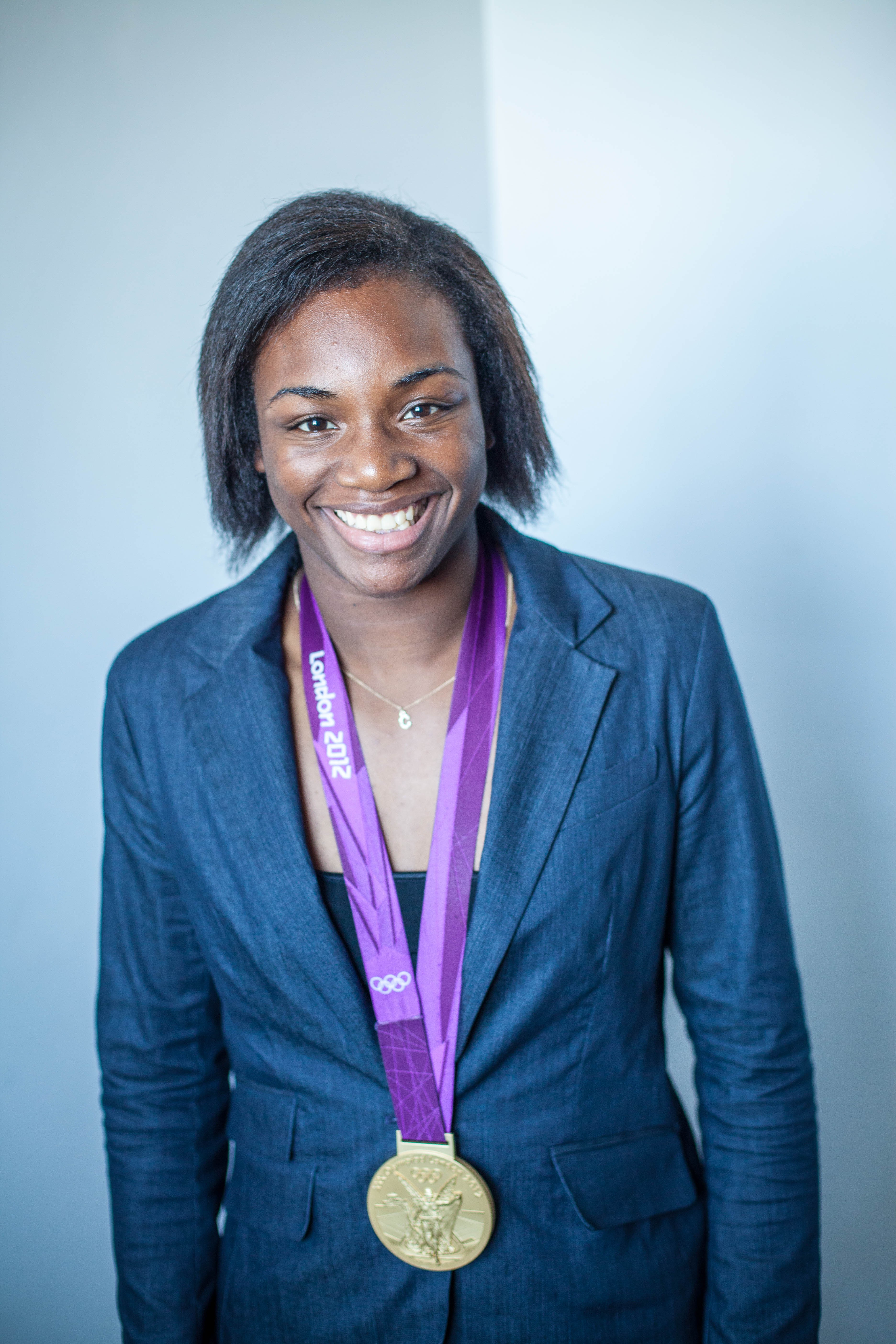 Detroit Local News >> Flint-made Olympic gold medalist, Claressa Shields, will never give up | News Hits