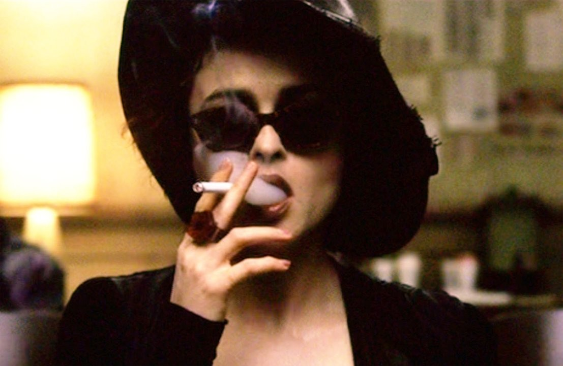 Marla singer smoking