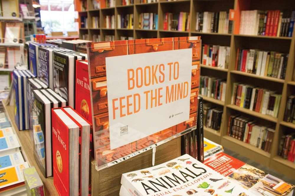 Used Book Stores Flint Mi