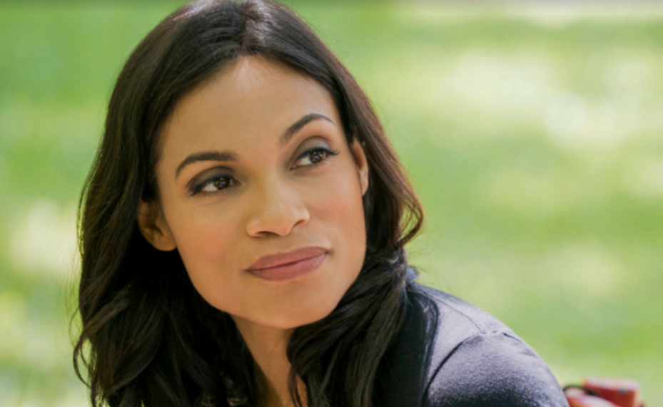 Rosario Dawson zeroes in on Michigan's emergency manager law as she explores the roots of the Flint water crisis in a new documentary. - PHOTO COURTESY 'AMERICA DIVIDED'