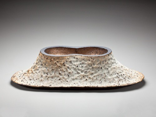 "Tom Phardel, ""Plateau Vessel"" - COURTESY JANICE CHARACH GALLERY"