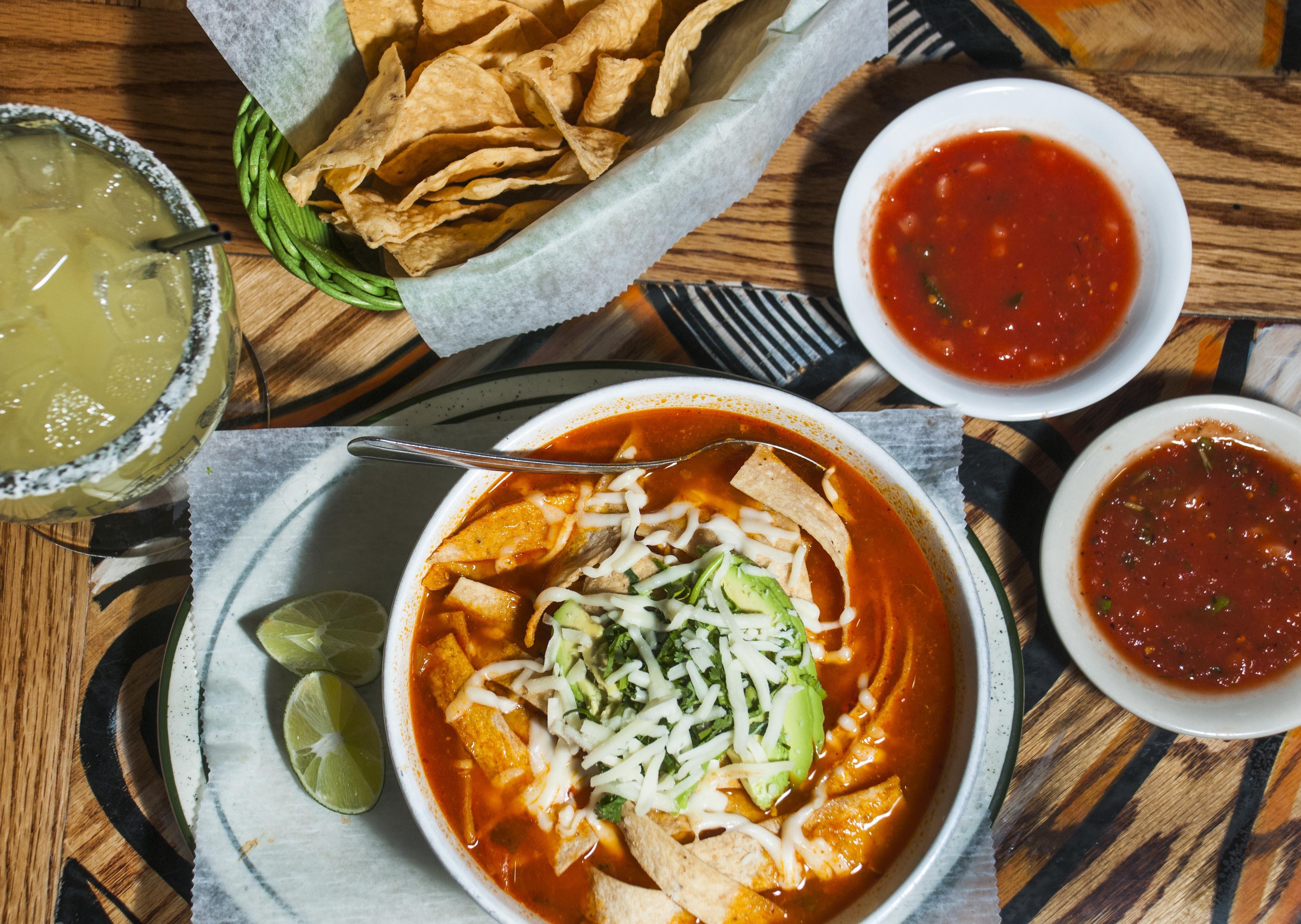 Mi Pueblo Shows Us How To Make Its Bright Guajillo Spiced Tortilla