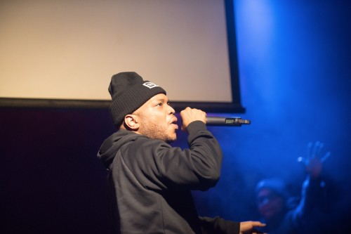 STYLES P. PHOTO BY KAHN SANTORI DAVISON.
