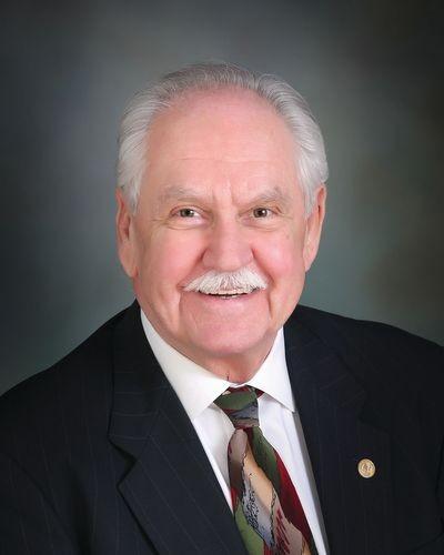 Harper Woods Mayor Kenneth Poynter. - COURTESY OF CITY OF HARPER WOODS