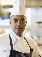 Chef Shawn Loving. - SCHOOLCRAFT COLLEGE