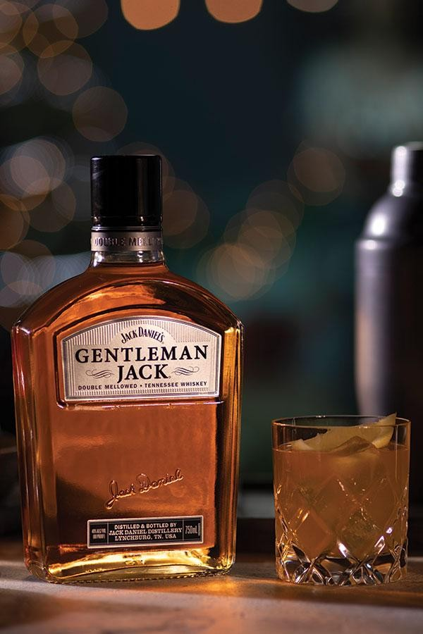"""Gentleman Jack Sour"": 'Tis the season for a smooth whiskey"