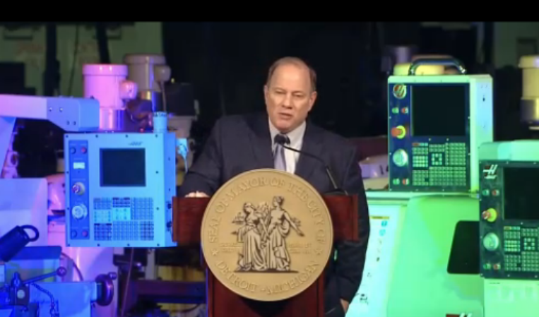 SCREEN GRAB FROM STATE OF THE CITY LIVE STREAM