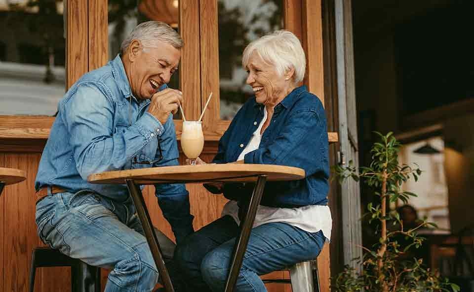 Dating login senior agency Over 50