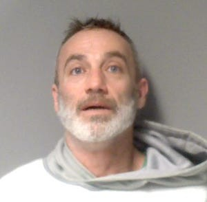 Michael Varrone is accused of phoning in a bogus bomb threat and threatening state Rep. Cynthia Johnson, D-Detroit. - MICHIGAN STATE POLICE