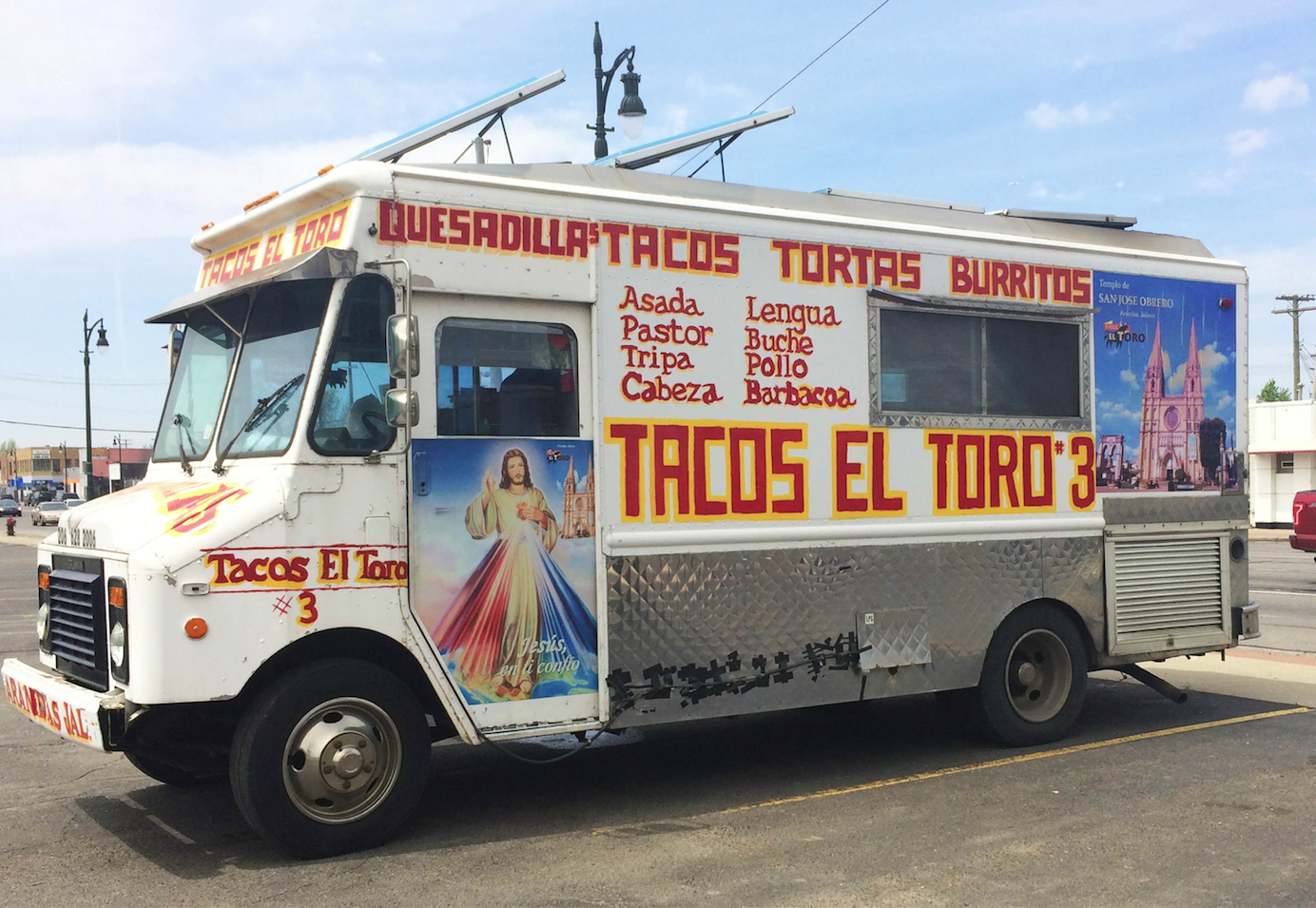 Food Sale: A Guide To Southwest Detroit's Old-school, No-frills Taco