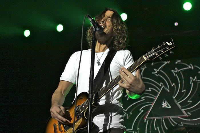 Chris Cornell. - SHUTTERSTOCK