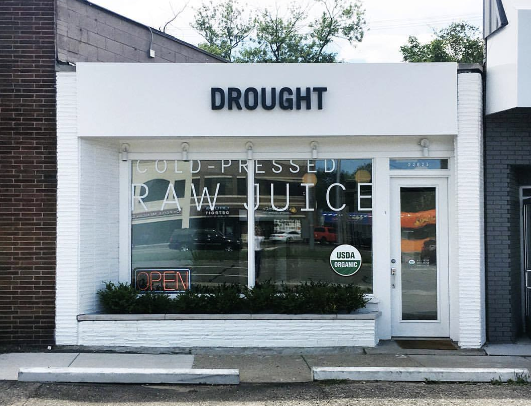 drought expands with a new storefront in ann arbor table and bar