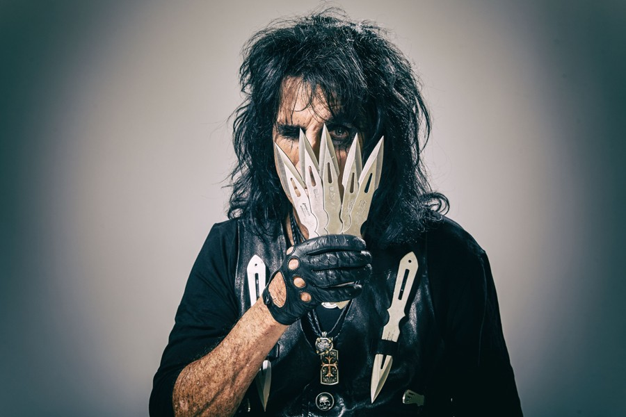 Alice Cooper. - COURTESY PHOTO