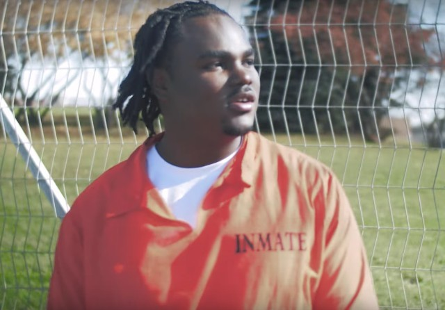 "Tee Grizzley in the ""First Day Out"" video. - KICKMEHARDONATREADMILL, WIKIMEDIA CREATIVE COMMONS"