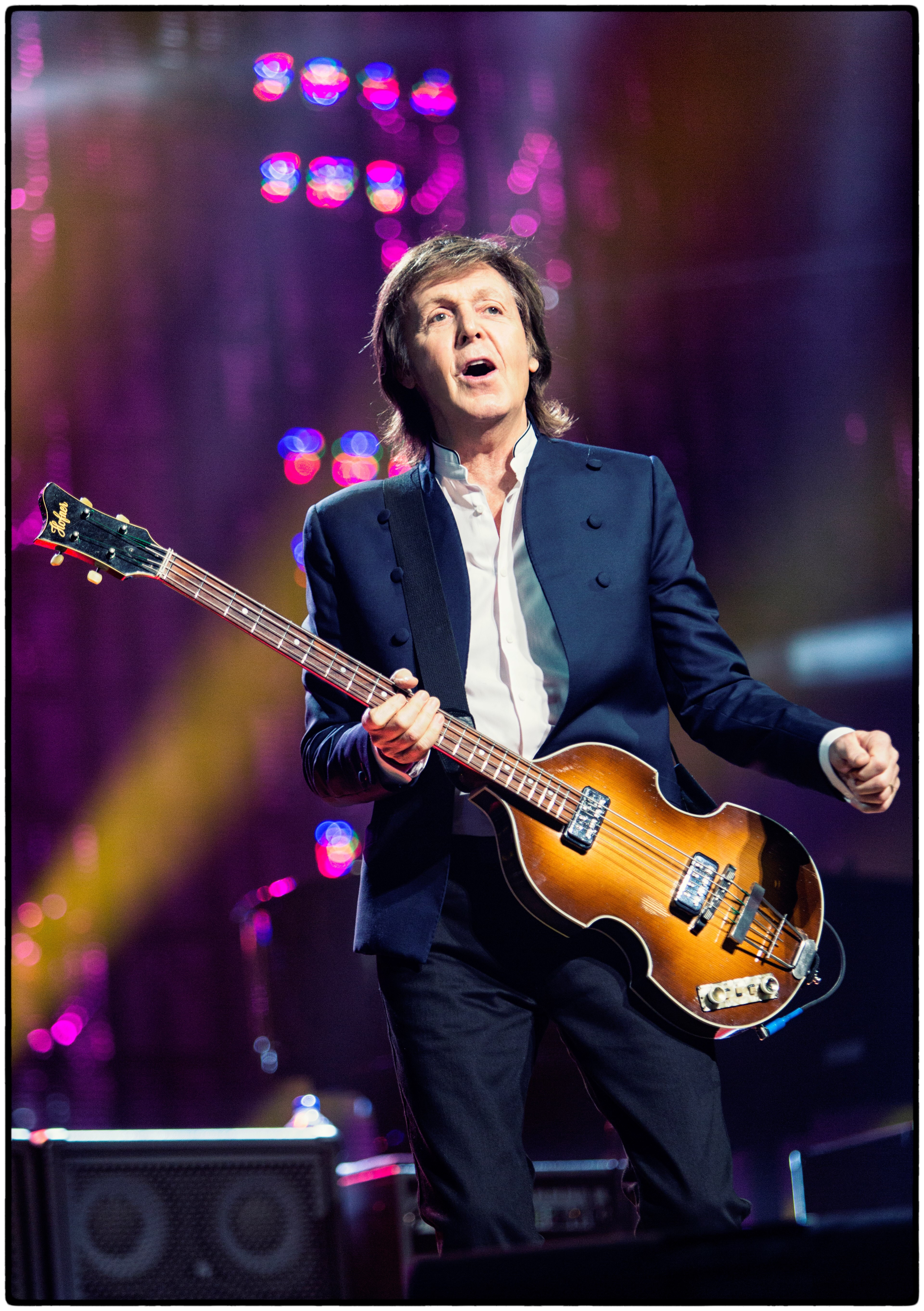 Paul Mccartney S Two Night Stint At Little Caesars Arena