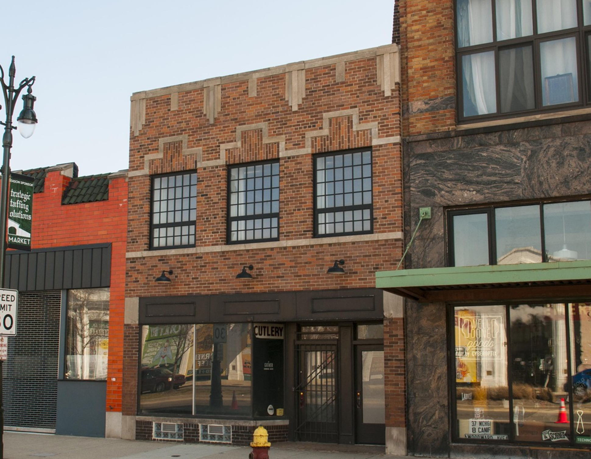 Gather relaunches in the Eastern Market on Friday | Table and Bar