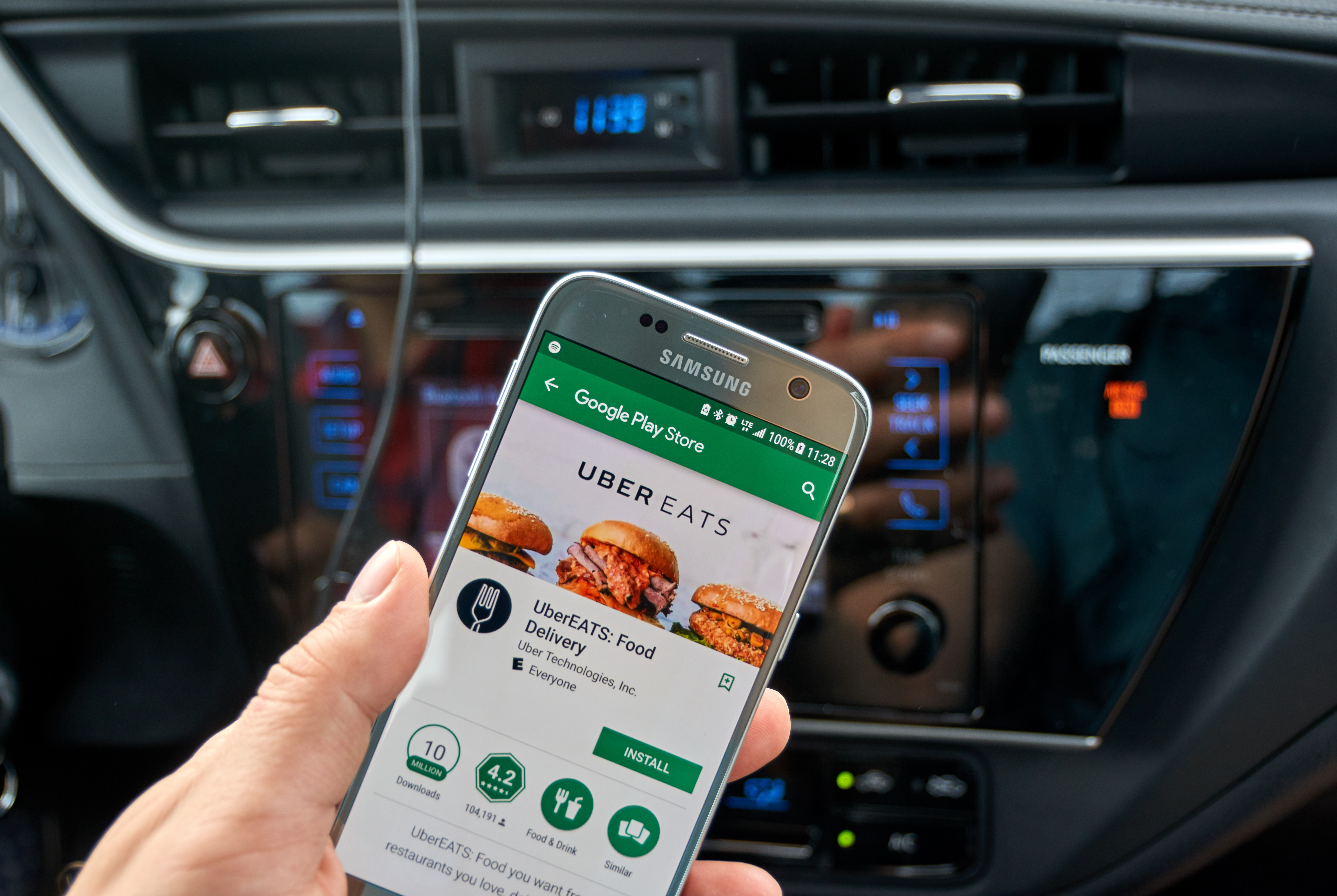 UberEats meal delivery app launches in Detroit today | Table