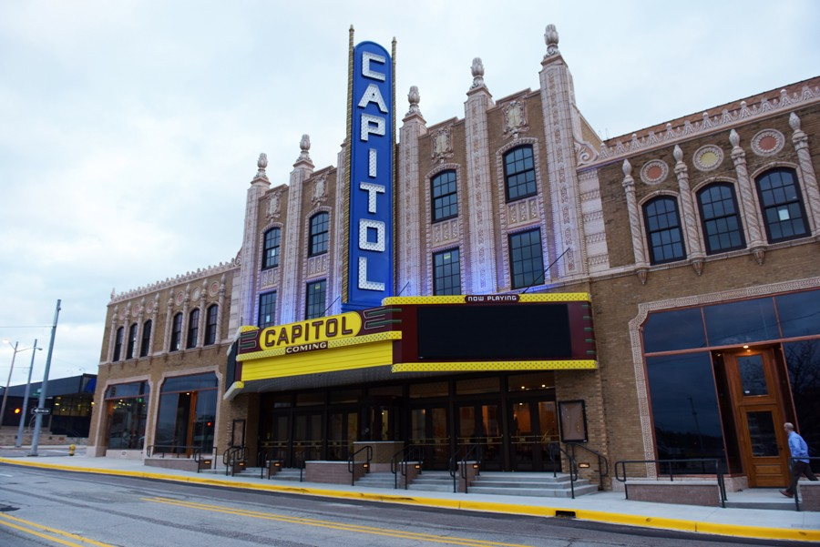 Flints Capitol Theatre Officially Reopened After Nearly 20 Years