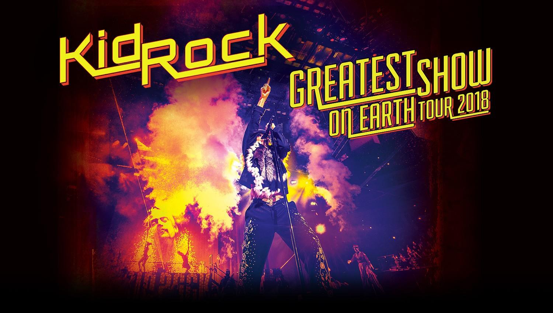 Kid Rock Tour Dates Detroit